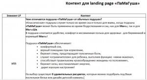 Результат работы для Заказчика из г. Красноярск в формате Word.